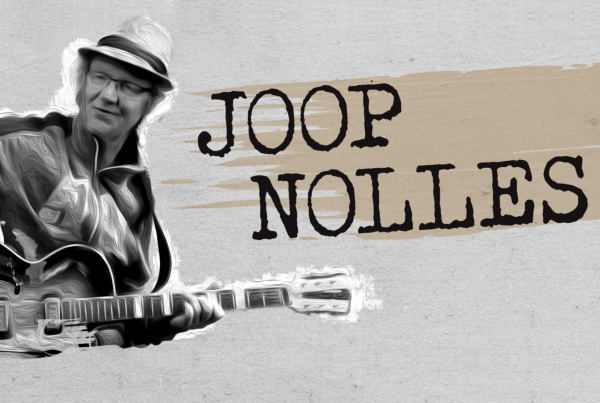 Trailer cd Joop Nolles